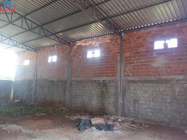 Galpão/Pavilhão Salão Comercial para Venda em Sonho Verde Itumbiara-GO - Foto 6