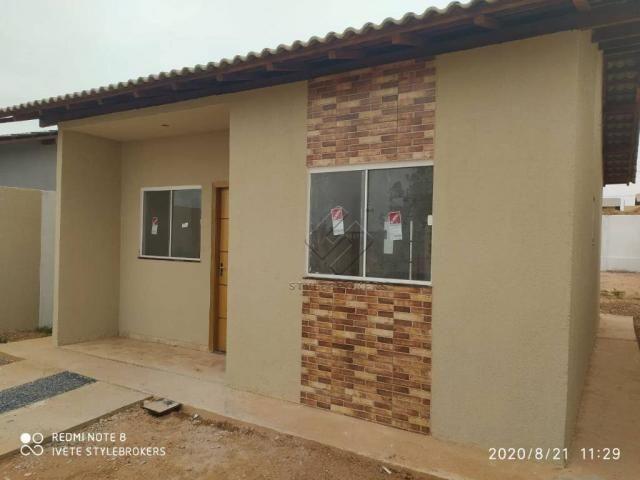 Casa com 2 dormitórios à venda, 52 m² por R$ 159.000 - Altos da Glória - Várzea Grande/MT
