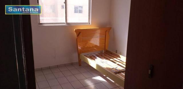 Apartamento com 2 dormitórios à venda, 58 m² por R$ 105.000,00 - Bandeirantes - Caldas Nov - Foto 8