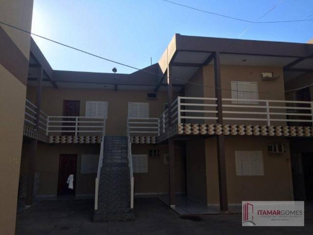 Apartamento com 1 dormitório para alugar por R$ 450/mês - Setor Central - Gurupi/TO - Foto 5