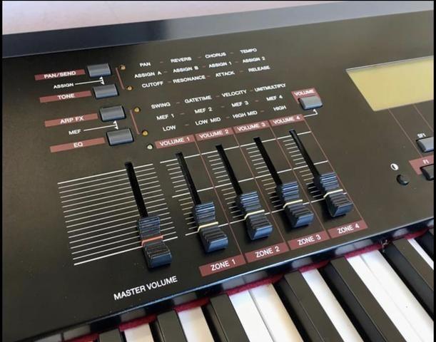 Yamaha s90 es 88 teclas - Foto 2