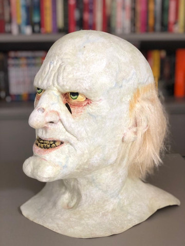 Máscara Crypt Keeper do site Horror Dome - Foto 5