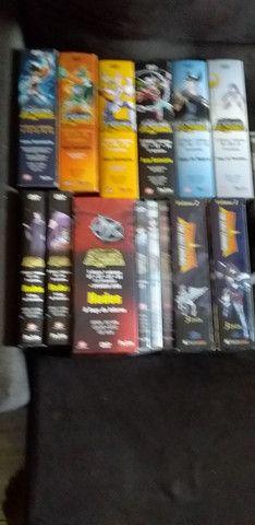 Coleção  cavaleiros dos zodíaco  dvd  - Foto 4