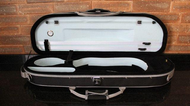 Estojo Case Térmico para Violino Super Luxo Excelente - Foto 2