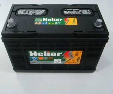 Bateria 100 amperes Heliar R $ 150,00