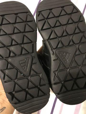 Tênis adidas (original) tamanho 24 - Foto 2