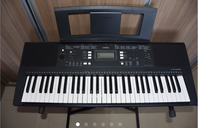 Teclado Yamaha PSR-E343