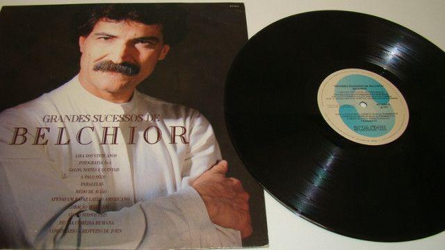 LP Vinil - Belchior - Grandes Sucessos - 1.991 - Foto 3