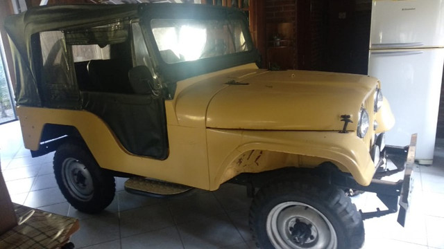 Jeep Willys Overland 1963 - Foto 5
