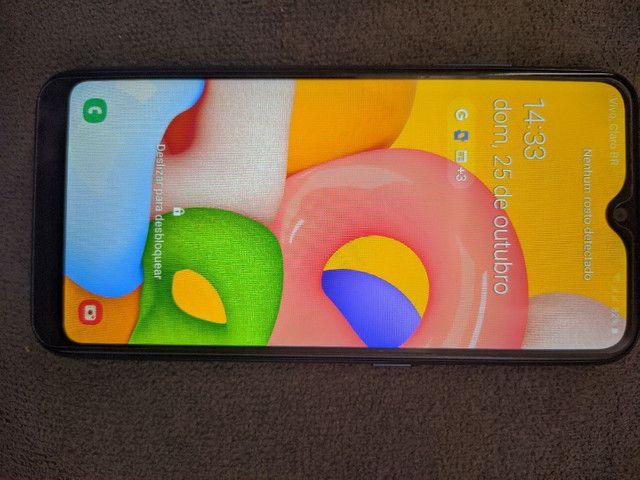 Samsung A01 32GB na caixa! - Foto 5