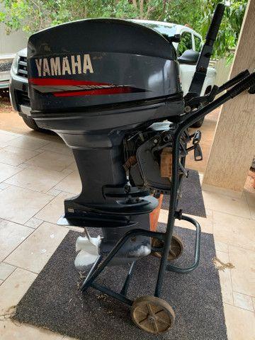 Motor de popa 40 Yamaha - Foto 2