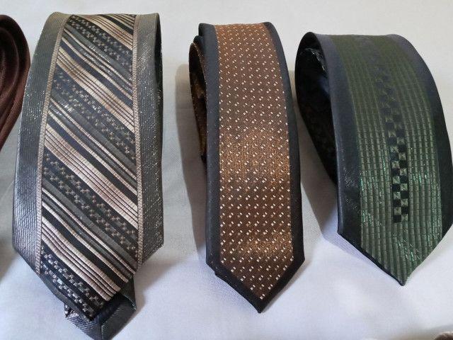 gravatas novas por apenas R$ 25.00 - Foto 6