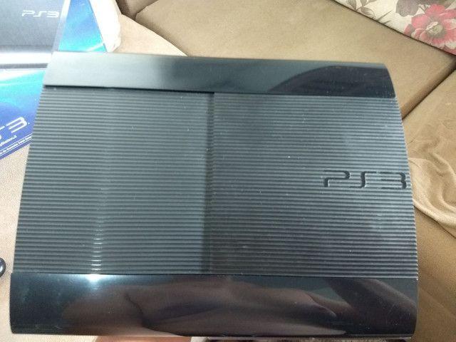 PS3 HD 500 desbloqueado com muitos jogos  - Foto 3