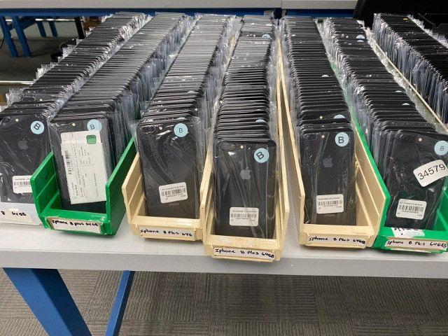 IPhones Seminovos. 7-7plus- 8- 8plus - X - XR - Foto 3