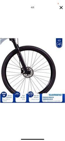 Bicicleta Caloi Atacamo  - Foto 2