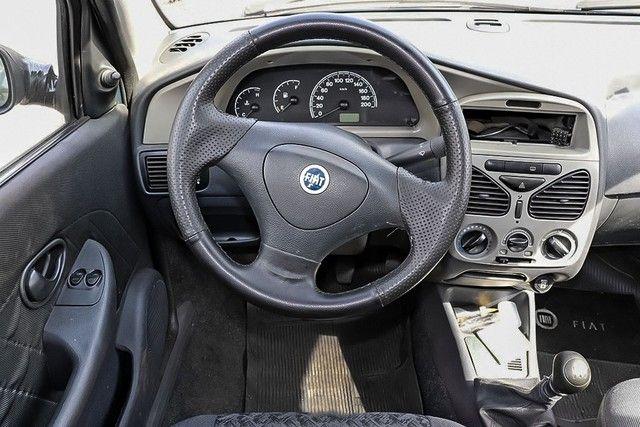 Fiat Siena EL 1.0 Azul - Foto 7