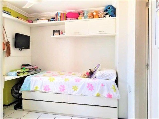 Apartamento com 3 dormitórios à venda, 90 m² por R$ 490.000,00 - Vila União - Fortaleza/CE - Foto 16