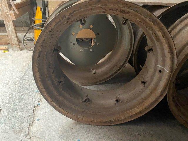 Par Roda para trator Ford traçado,par roda carreta stara 18.430 - Foto 3