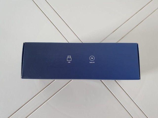 Caixinha de Som Portátil Via Bluetooth 6W - Foto 2