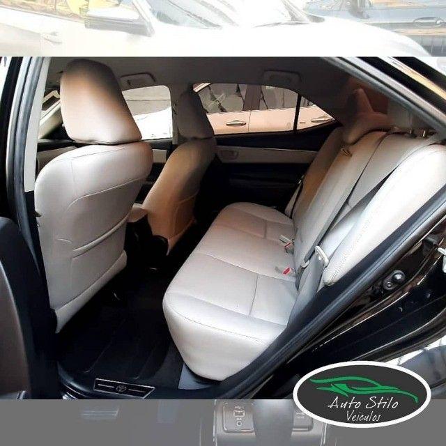 Toyota Corolla  2.0 2014/2015 Preto Completo  - Foto 5
