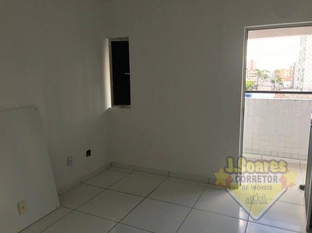 Bancários, 3 quartos, 78m², R$ 1100 C/Cond, Aluguel, Apartamento, João Pessoa - Foto 2