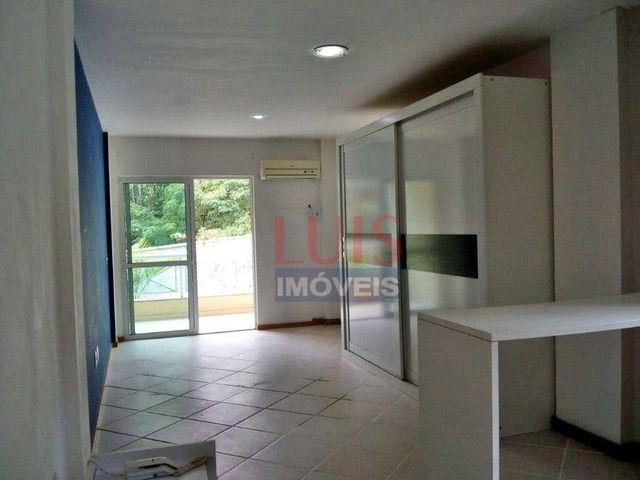 Loft com 1 dormitório para alugar, 69 m² por R$ 850/mês - Itaipu - Niterói/RJ - LF0016 - Foto 5