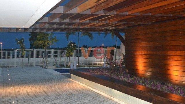 Apartamento à venda, 72 m² por R$ 399.000,00 - Engenheiro Luciano Cavalcante - Fortaleza/C - Foto 9