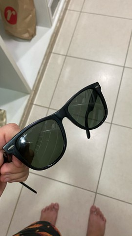 Oculos ray ban wayfarer original! - Foto 4