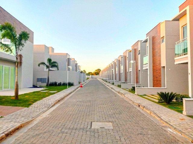 Casas Duplex com 3 quartos e lazer completo no Eusébio - Foto 20