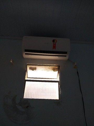 Ar condicionado com 2 anos de garantia de 9 mil btu