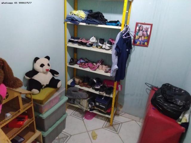 Casa para Venda em Cuiabá, Altos do Coxipó, 3 dormitórios, 1 suíte, 2 banheiros, 2 vagas - Foto 11