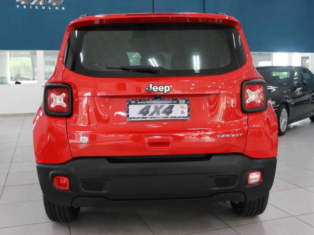 Jeep Renegade 1.8 Sport AT - Foto 4