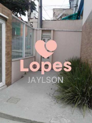 Casa de vila à venda com 2 dormitórios em Olaria, Rio de janeiro cod:469048