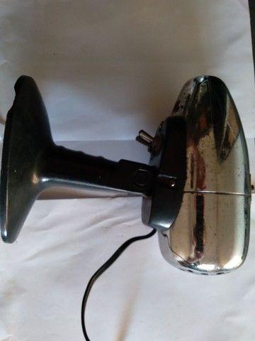 Secador de cabelo antigo peça com defeito