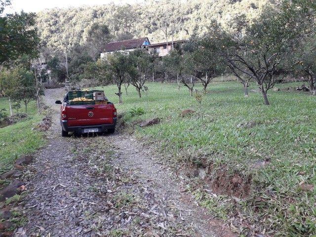 Chácara ótima localização na BR 116com casa  próximo à Caxias do Sul  - Foto 11