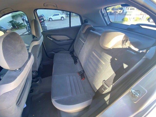 Chevrolet Agile 1.4 flex ltz - financia 100% Bom pra Uber - Foto 6