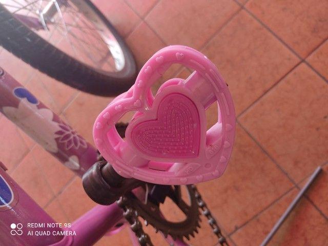 Bicicleta aro 20 infantil - Foto 4