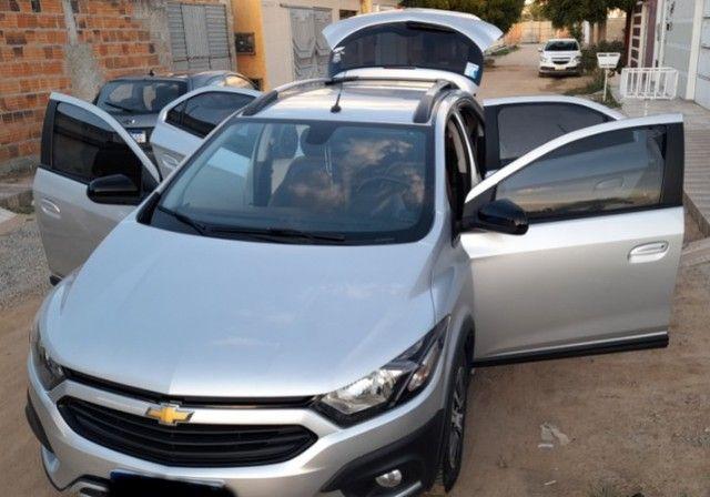 Vendo ou passo consórcio. Chevrolet Onix 1.4 Activ Automático  modelo 2018 Topo de Linha  - Foto 8