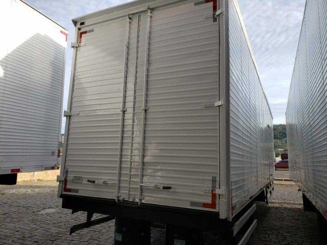 Baú Seco Furgão Alumínio Truck - Foto 4