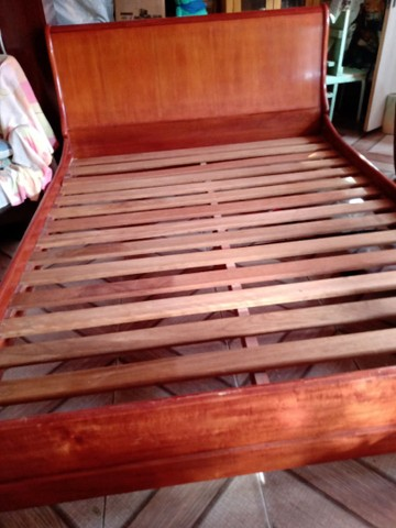 Cama de madeira - Foto 4