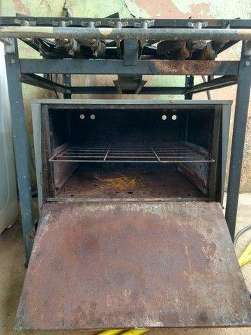Fogão industrial usado - Foto 3