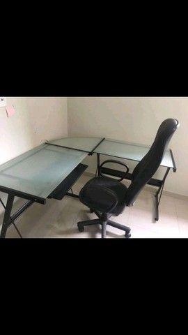 Mesa de estudo.