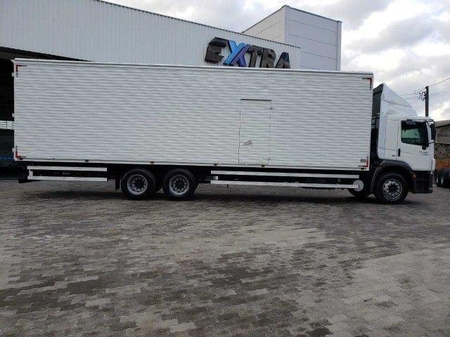Baú Seco Furgão Alumínio Truck - Foto 10