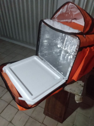 Bolsa bag 45L entregas  - Foto 3