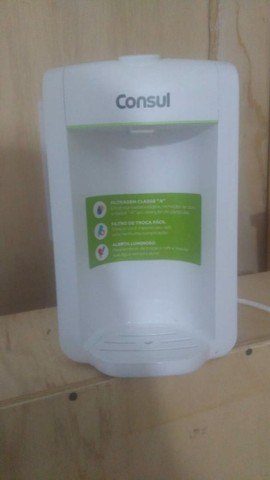 Purificador De Água Consul CPC31AB - Branco