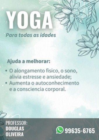 Yoga - aulas particulares