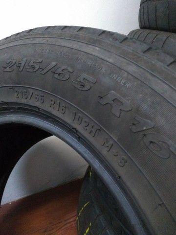 Pneu 215/65/16 Pirelli Scorpion Verde - Foto 3