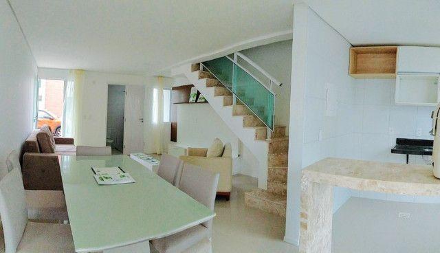 Casas Duplex com 3 quartos e lazer completo no Eusébio - Foto 8
