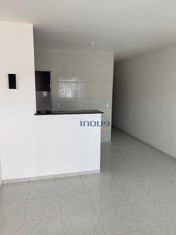 Casa com 2 dormitórios à venda, 84 m² por R$ 139.500 - Ancuri - Itaitinga/CE - Foto 2