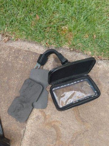 Protetor lateral moto, visor,bolha - Foto 5